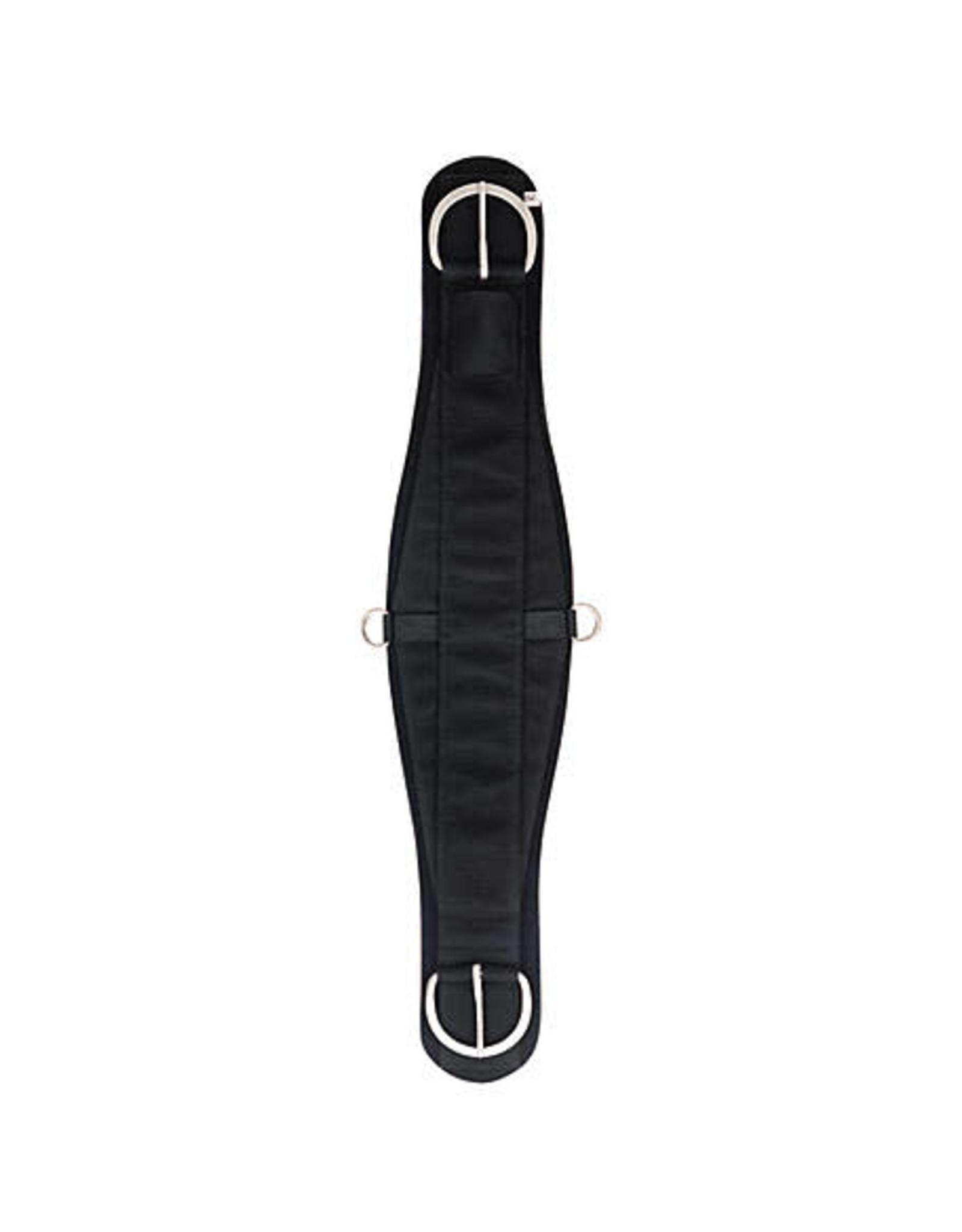 "CIN* Neoprene black cinch roper 35-2201-34 34"""