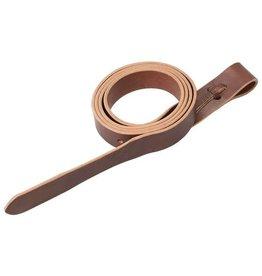 """Brown Latigo 13/4X72""""-40-0959- W/Holes"""