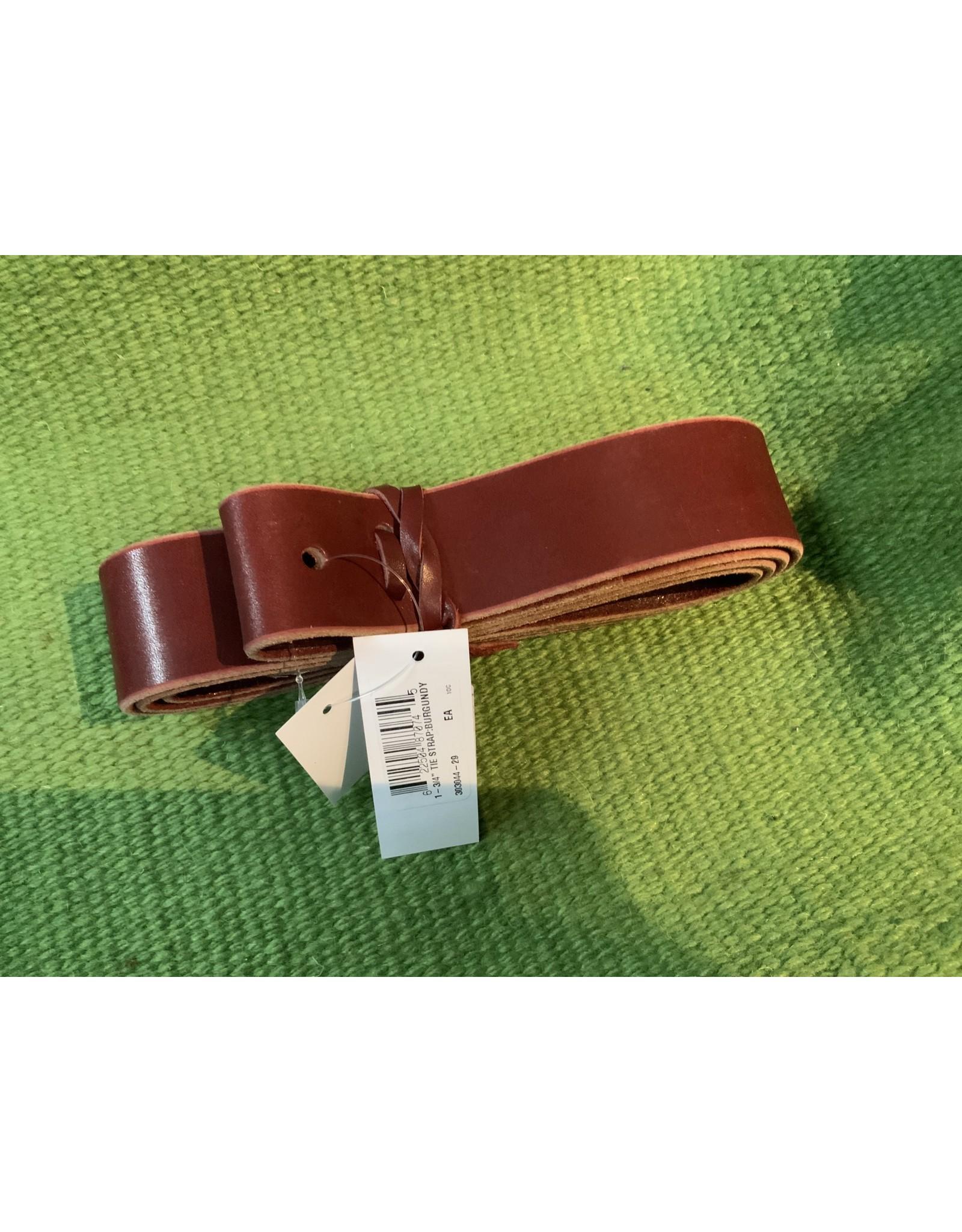 "BB* 1-1/4"" Tie Strap - Burgundy -303042-29  9999*N not wide"