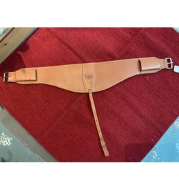 BB* SH ROPER FLK CINCH:GOLDEN TAN 303087-76  ****This item needs two other parts, No. 622504843022 1.75' D Ply Billet : Golden Tan, to be included when ordering.***