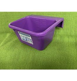 PAIL* TUFFSTUFF mini hook over bucket- Purple- 672421