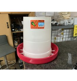 Tuffstuff- poultry open top feeder 18lbs 677618
