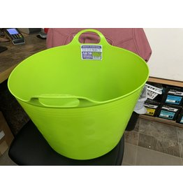 PAIL* TUFFSTUFF Flex tub 12 gallon- Green- 671612