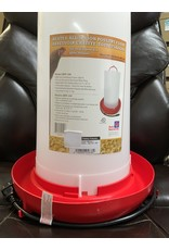 Chicken Waterer- Heated- 3gal 216-422
