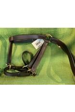Adjustable Leather Halter - LARGE Horse GL203-S6H