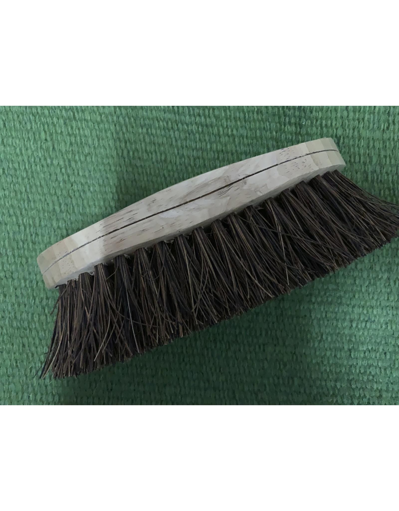 Brush - Palmyra Curved Mud Brush Horses - #844-052 ****Back Ordered*****
