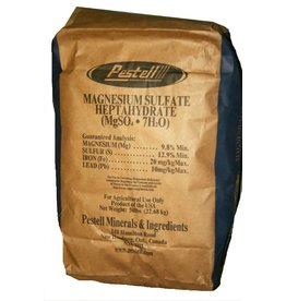 special order- Epsom Salt 25kg - 077-004