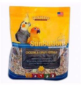 special order- Sunsations cockatiel & conure 4lbs A48-36054