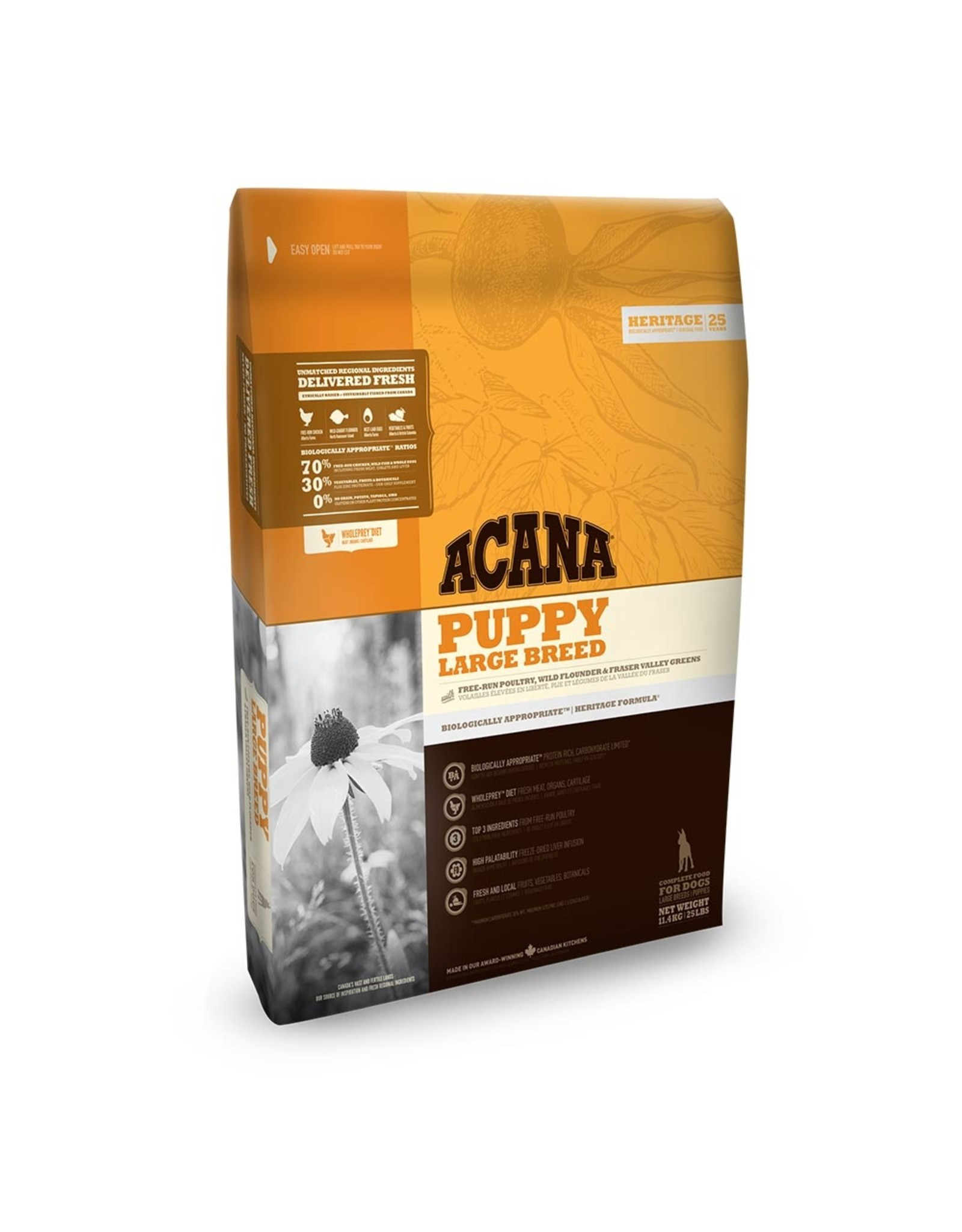 Acana Large Breed Puppy 11.4kg - D401-50111
