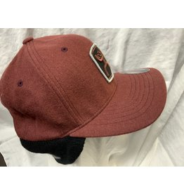 Hooey- Out cold- Maroon - S/M