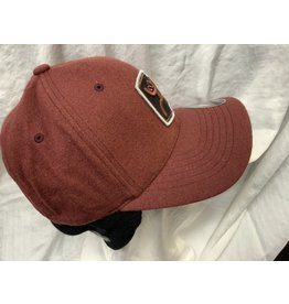 Hooey- Out cold- Maroon - L/XL