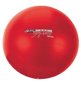 Horse Activity Ball  w/pump, Large - Red 65-2401