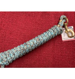 Lead Rope w/ Solid Brass Snap 10' - 35-2100-404