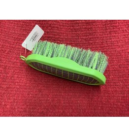 GROOM BRUSH -LARGE LIME/CROC  #69-6087-210
