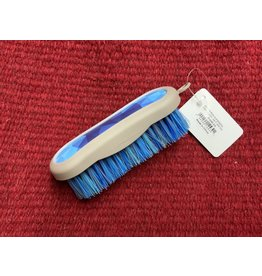 GROOM BRUSH -SMALL BLUE GEOMETRIC  #69-6085-204