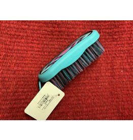 SMALL DIAMOND BLING BRUSH TE/BK - #69-6085-B8