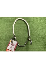 BIT* Hackamore Mild - Stage3 Rope Nose Band, Metal Chin - 25-1073