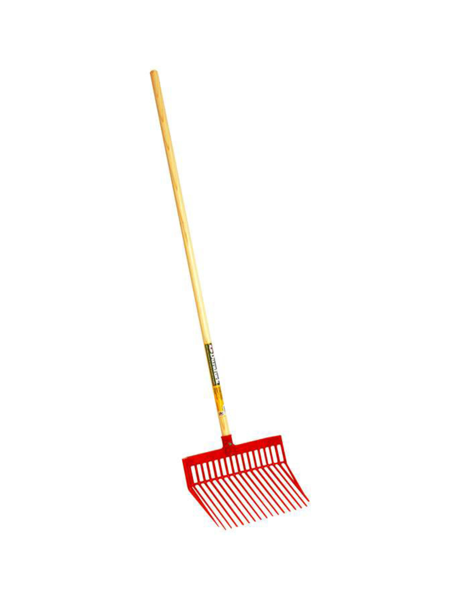 Assorted  DuraFork - Plastic DuraForks are ideal stall cleaners with specially designed tines uniquely angled to provide for easy manure pickup without spilling. Fork head is molded from an engineered grade polycarbonate.  115-215