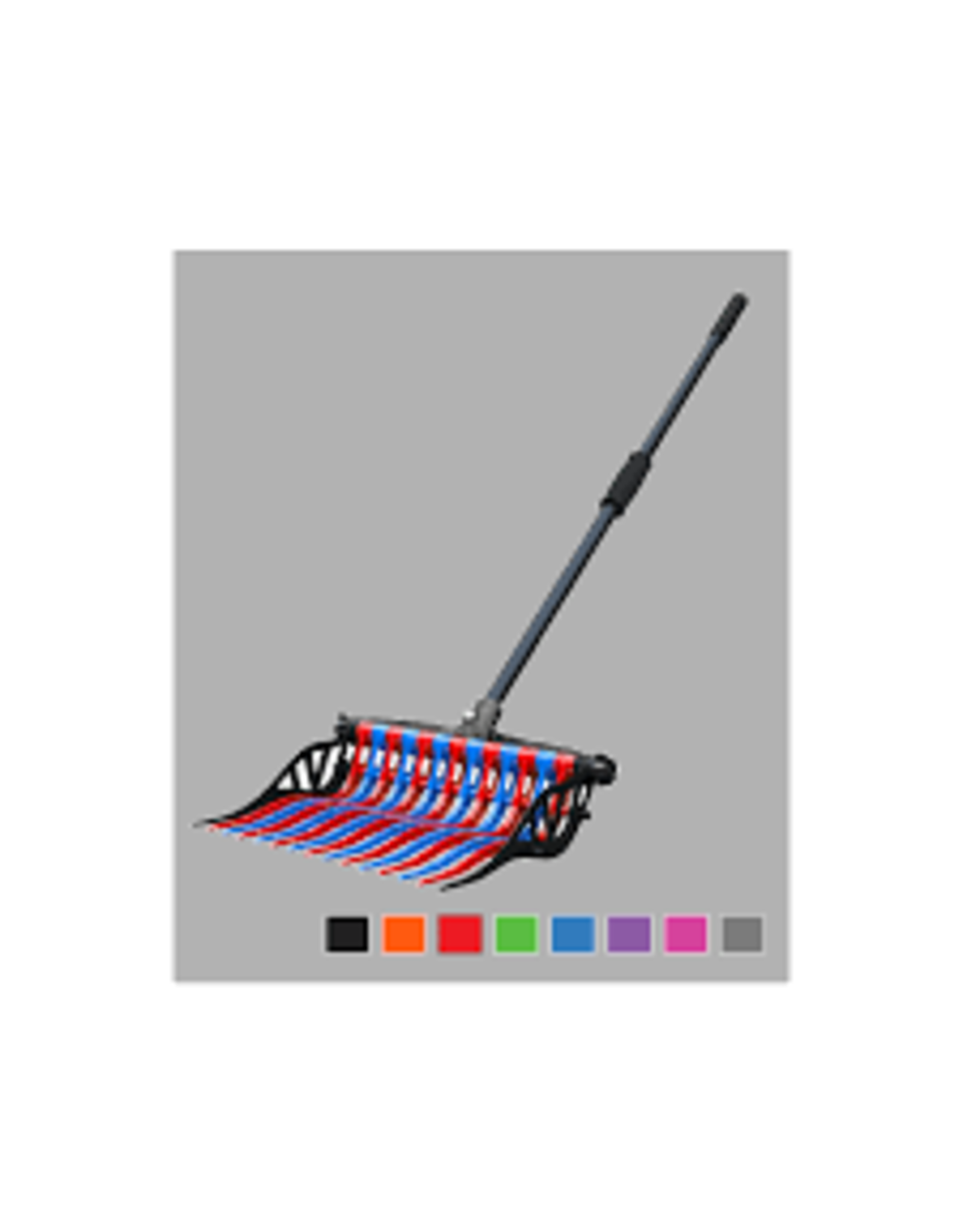 Assembled Wave Fork - Assorted Colors