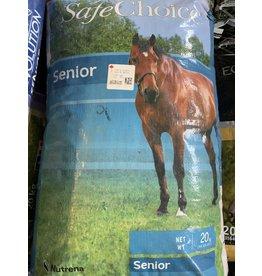 NUTRENA SAFE CHOICE SENIOR HORSE PELLET - 20 kg (special order)