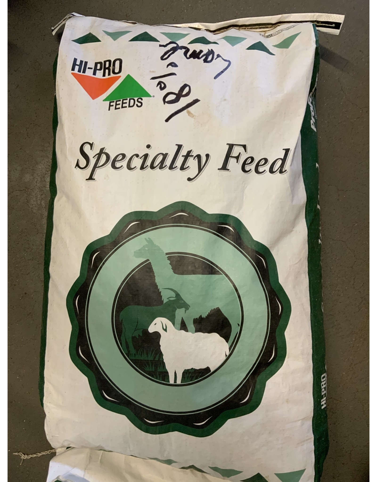 18% Select Lamb/Dairy Goat Starter- Pellet Plain - 20Kg 910811  (C-CAN)