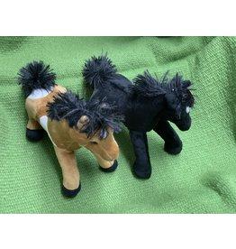 "Stuffed horse- 10"" 87-1308-0-0"