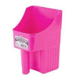 PAIL* Pink Feed Scoop 3 qt - #115-725