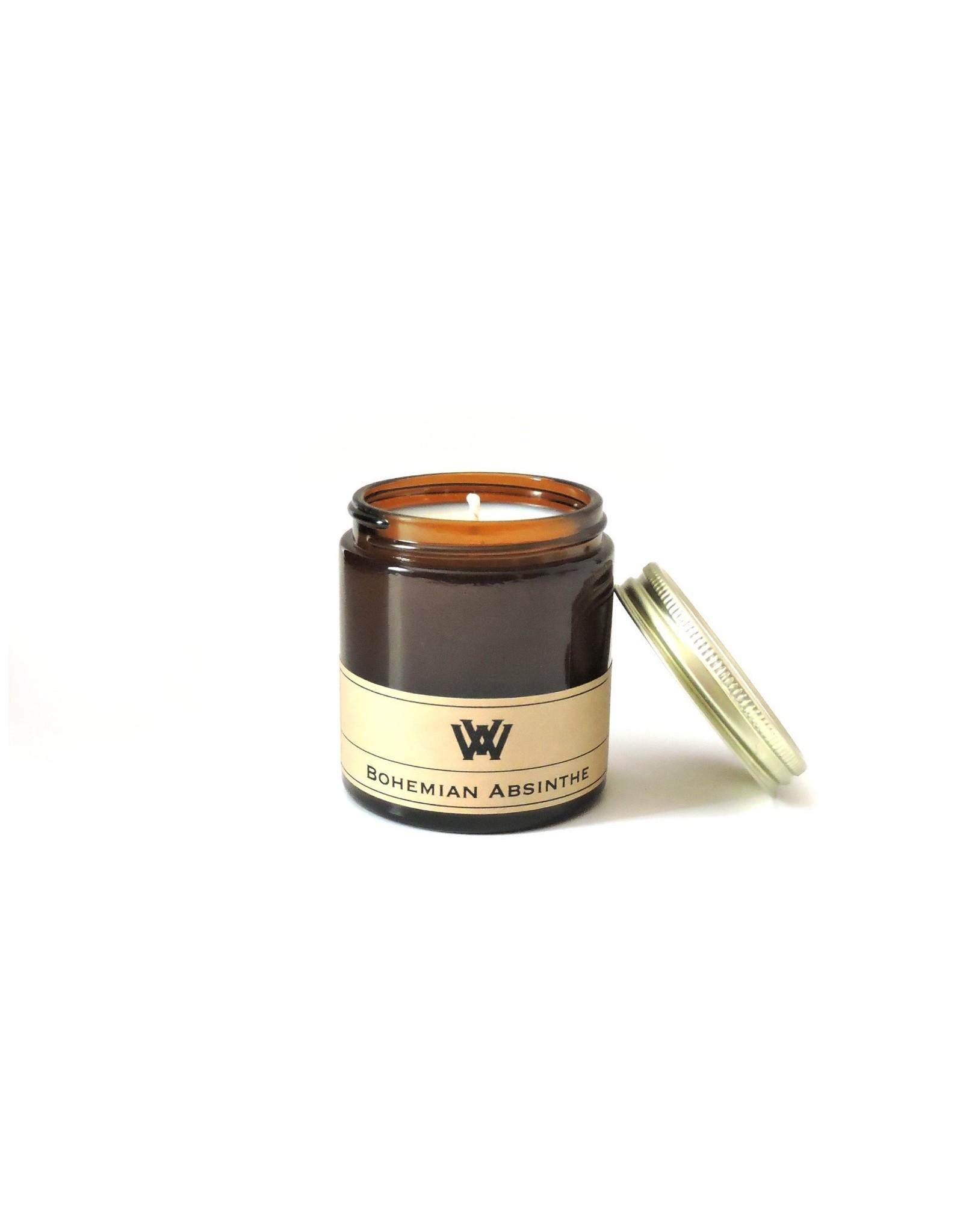 Candle- 3.5oz- soy- Bohemian Absinthe