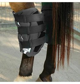 Horse Hock Sock BHS-BLA-H