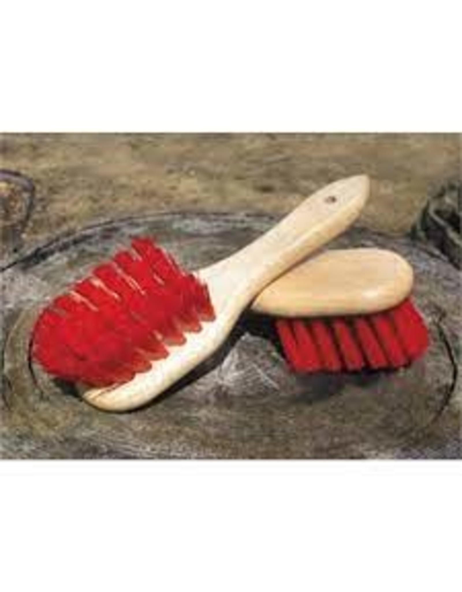 "Brush - Legends 9"" Wood - Handled Pail Brush - DE2241"
