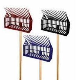 Basket Fork TJT88-1650 (With Handle)