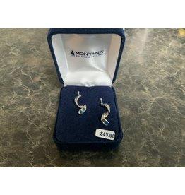 Earrings- Opal Confetti Dangle - ER4127