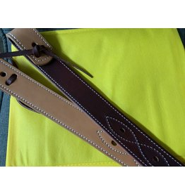 """CINCH* Heavy Duty Leather Billet - 1 -3/4"""" - HONEY  40-1253-HY (Comes as a set 6"""" Back Cinch Item Number 40-1275-HY)"""