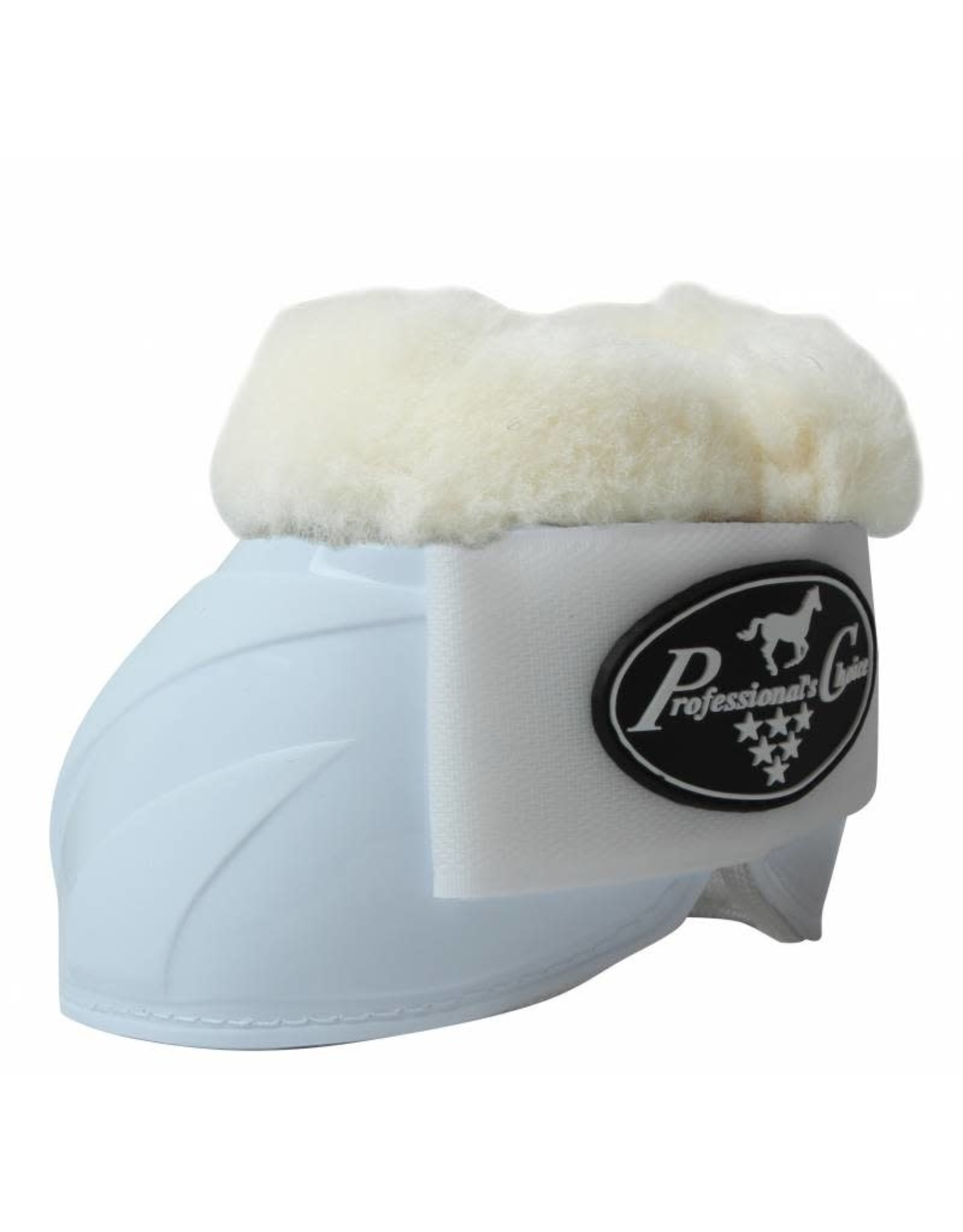 Bell Boots - SPARTAN ll w/ Fleece - Large - White - #BBF563-WHI