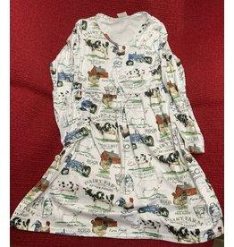 Dress- Picture perfect farmgirl- Size 10/12