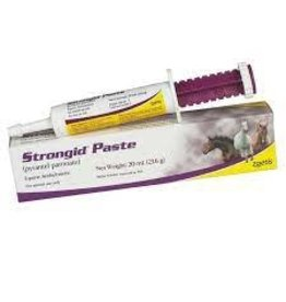 Strongid P Dewormer  Paste 23.6g - WE220