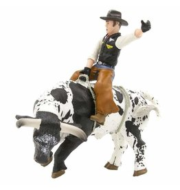 Little Busters Bucking Bull and Rider Play Set- 500276 ****Back Ordered***