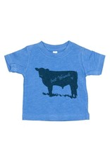 Just Weaned Blue Infant Tee- 6/12 mths TF-JW-TEE ***Back Ordered***
