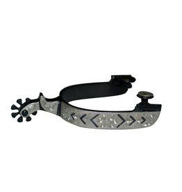 Spur* Metalab Silver Arrow Spurs - 335831