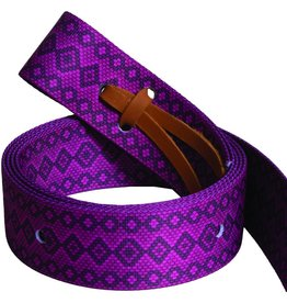 Nylon Tie Straps- fashion print- 9038-6 SS - 300004-47