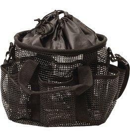 Mesh Bag- Black Plastic- 65-2053-B1