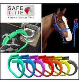 Safe-T-Tie Horse Safety Release -black-  SAFETTIE