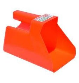 PAIL* TuffStuff Enclosed Square Scoop - Red - 674203