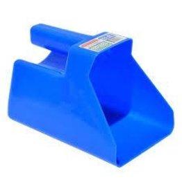 PAIL* TuffStuff Enclosed Square Scoop - Blue - 674218