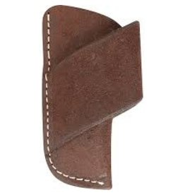 BP Knife Scabbards Chocolate Roughout- KSCABBPCHRO- ***Back Ordered***