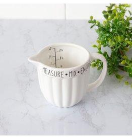 Measuring cup- Measure, Mix, Enjoy 8PT1296