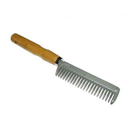 Mane comb wooden handle- TH-9003