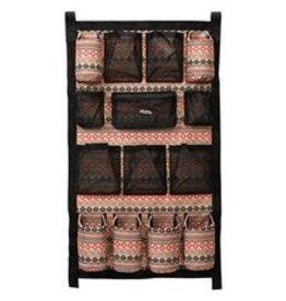 Trailer Grooming Bag - Crimson Aztec - 65-2090-P19