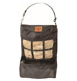 "hay & grain bag- 27"" X 19 1/2""- black- 617641-27"
