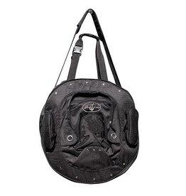 Rope Bag- Deluxe black/grey RBD-BLA/GRA
